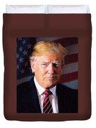 Donald Trump Duvet Cover