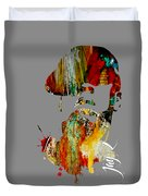 Jay Z Collection Duvet Cover