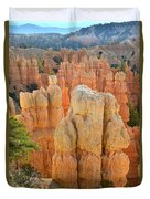 Fairyland Canyon Duvet Cover
