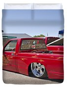 1982 Chevy S10_1a Duvet Cover