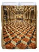 3d Floor Art Duvet Cover