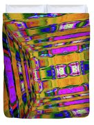3d Unlimited Spectrum  Duvet Cover