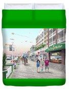 3rd Street Ocean City Md Duvet Cover