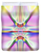 3x1 Abstract 917 Duvet Cover