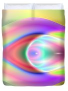 3x1 Abstract 921 Duvet Cover