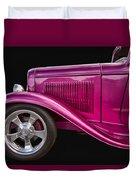 1932 Ford Hot Rod Duvet Cover