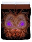 Abstract Graphics Duvet Cover
