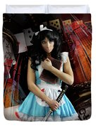 Alice In Wonderland Duvet Cover