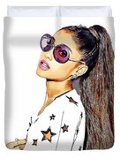Ariana Grande Duvet Cover