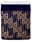 Batik  Duvet Cover