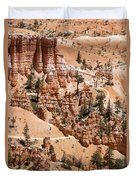 Bryce Canyon - Utah Duvet Cover
