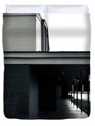 4 Bw George Washington High School Duvet Cover