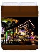 Ca Vegas Duvet Cover