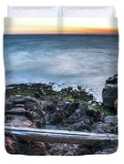 Cap Salou, Spain Duvet Cover