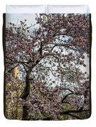 Central Park Spring Duvet Cover