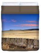 Cereal Fields Duvet Cover