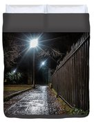 Chester After Dark Series Duvet Cover