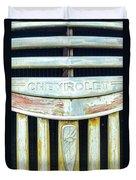 Chevrolet Duvet Cover