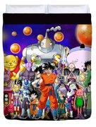 Dragon Ball Super Duvet Cover