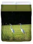Duo Duvet Cover