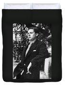 Dylan Thomas (1914-1953) Duvet Cover