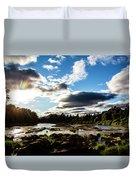 Elkton River Duvet Cover