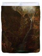 Glen Ellis Falls Duvet Cover