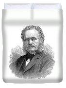Henry Walter Bates Duvet Cover