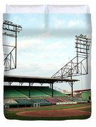 Historic Rickwood Field Duvet Cover