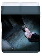 In The Dark N In The Light Duvet Cover