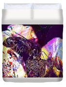 Insect Plant Nature  Duvet Cover