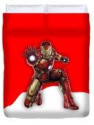 Iron Man Collection Duvet Cover