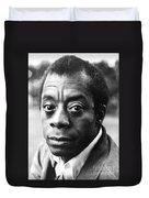 James Baldwin Duvet Cover