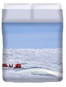 Kangerlussuaq - Greenland Duvet Cover