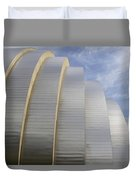 Kauffman Center For Performing Arts Duvet Cover
