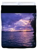 Krabi Sunset Duvet Cover