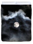 Lisas Wildlife Moons 2 Duvet Cover