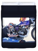 Man Cup 4 08 2016 By Jt Duvet Cover