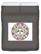 Lotus Princess Duvet Cover