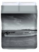 4 Mile Beach Port Douglas Duvet Cover