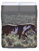 Mustang Stallion Duvet Cover