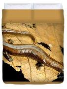 Nauta Palm Foot Salamander Duvet Cover