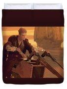 Original Star Wars Art Duvet Cover