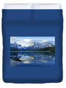 Patagonia Reflection Duvet Cover