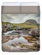 Russell Burn - Scotland Duvet Cover