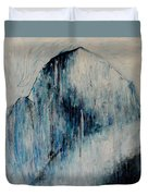 Sacred Mountains Duvet Cover