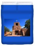 Santa Fe - San Miguel Chapel Duvet Cover