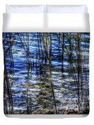Sawgrass Revisited Duvet Cover