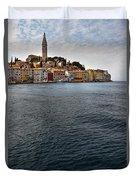Seaside Town Duvet Cover