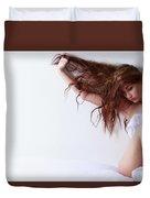Seductress Imirage Magazine Canada Duvet Cover